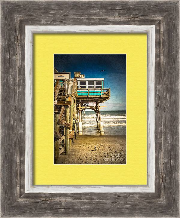 Cocoa Beach Pier by Perry Webster
