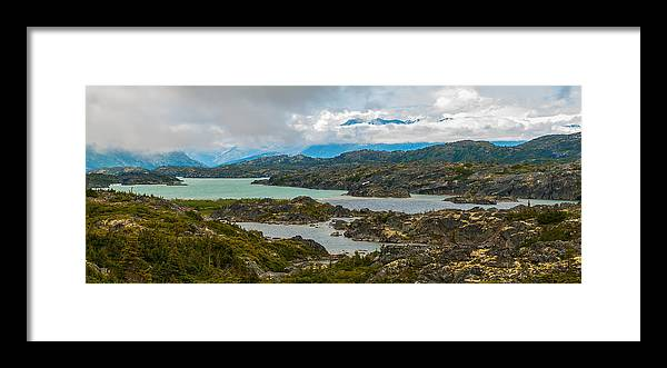 Alaska Framed Print featuring the photograph Cold Solitude by Paul Johnson