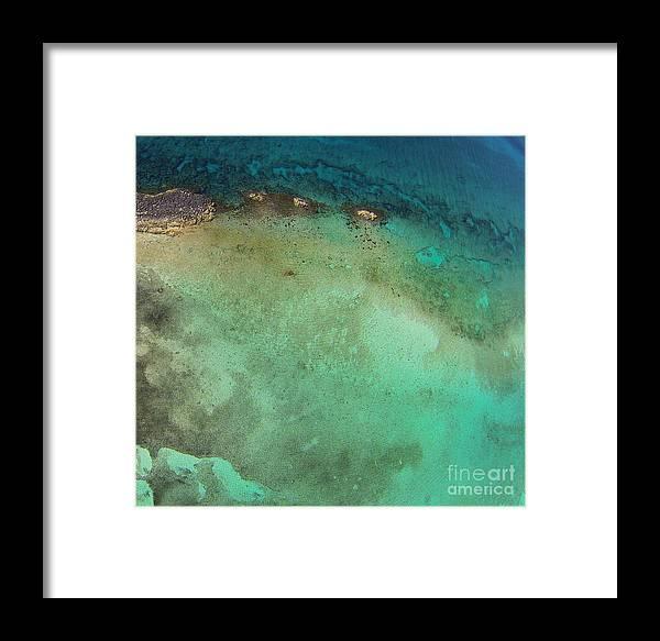 Grand Bahama Framed Print featuring the photograph Colors by Paola Correa de Albury