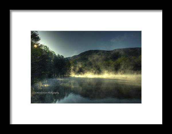 Cherokee Framed Print featuring the photograph Come To The Light by Paul Herrmann