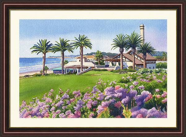 Community Center at Del Mar by Mary Helmreich
