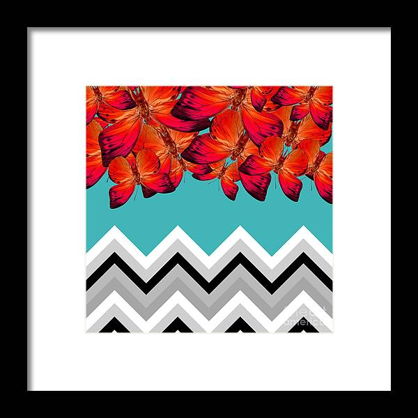 Contemporary Framed Print featuring the photograph Contemporary Design by Mark Ashkenazi