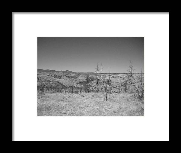 Countryside Framed Print featuring the photograph Countryside 2 by Heather L Wright