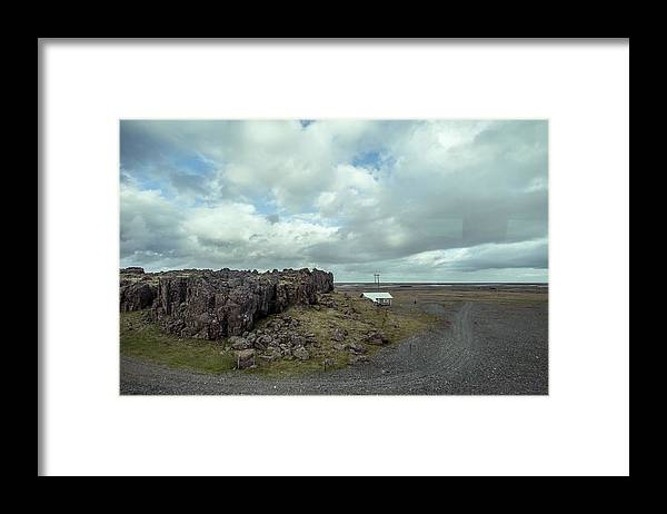 Tranquility Framed Print featuring the photograph Countryside by Oscar Wong