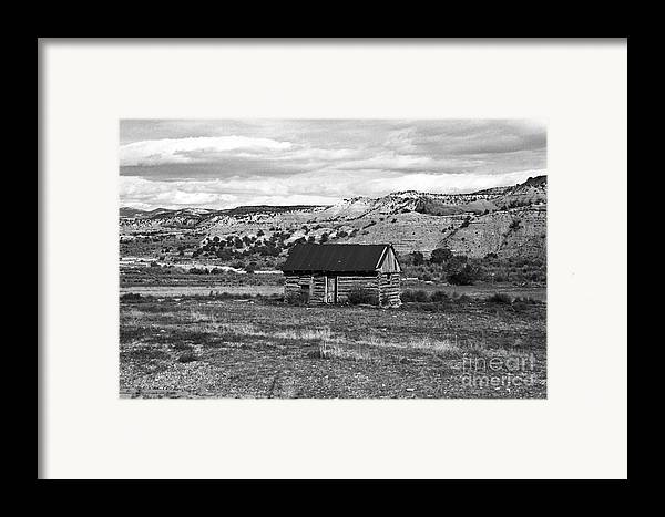 Utah Framed Print featuring the photograph Courage by Kathy McClure
