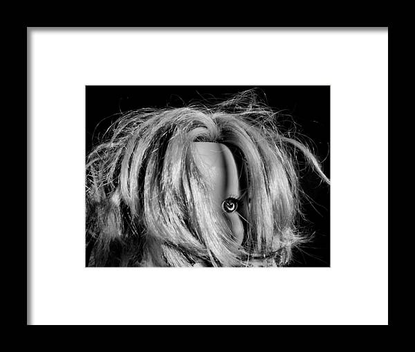 Doll Framed Print featuring the photograph Crazy For You by Beto Machado