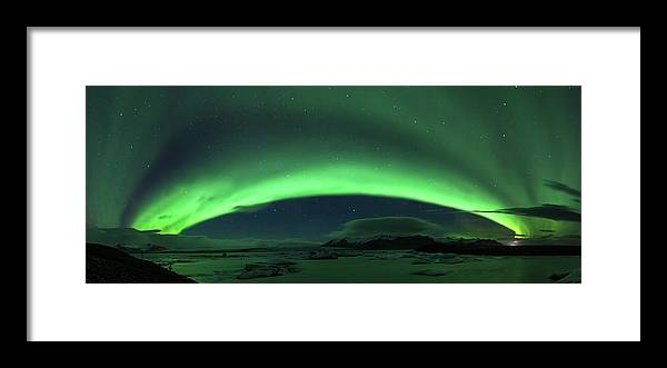 Scenics Framed Print featuring the photograph Dance by Vicki Mar Photography