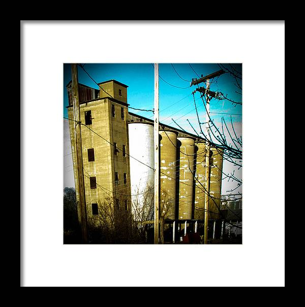 Framed Print featuring the photograph Days Gone By by Jeanette Benziger