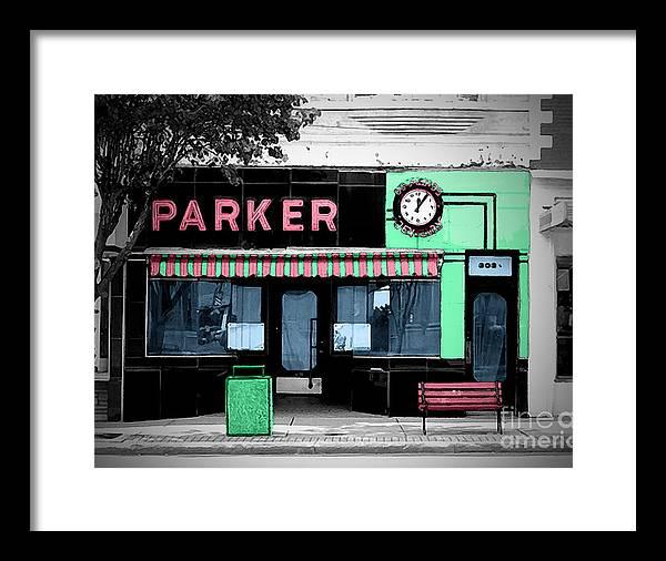 Deco Parker Seymour by Jost Houk