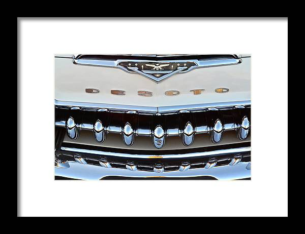Classic Framed Print featuring the photograph Desoto by Frozen in Time Fine Art Photography