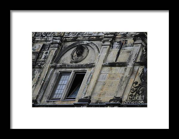 House Framed Print featuring the photograph Different View Of The House by Four Hands Art