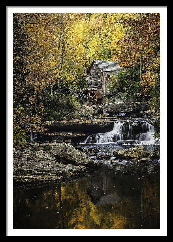 Down By the Old Mill Stream by Sue Henry