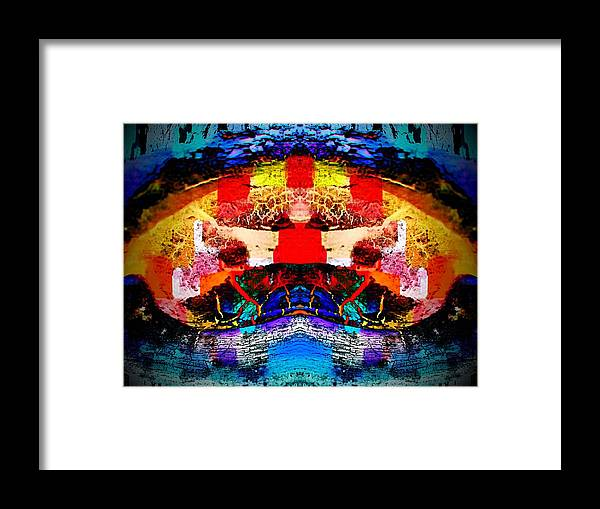 Modern Art For Sale Online Framed Print featuring the photograph Dreamcatchers by Ernestine Manowarda