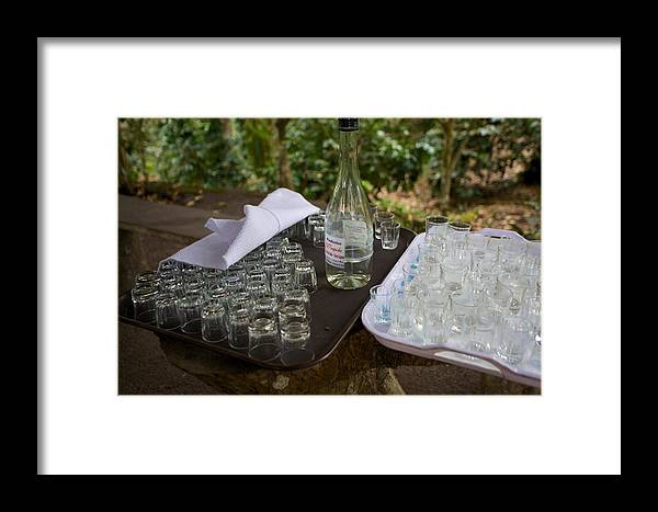 Cane Moonshine Framed Print featuring the photograph El Trapiche Moonshine by Allan Morrison