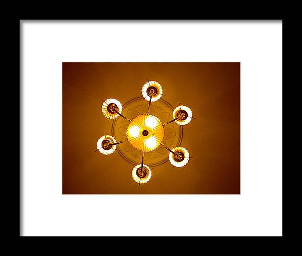 Contrast Framed Print featuring the photograph Elumina by Syed Suhaib Pasha