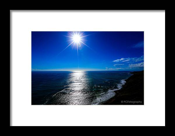 Pacific Coast Framed Print featuring the photograph Endless Reflection by Preston Fiorletta