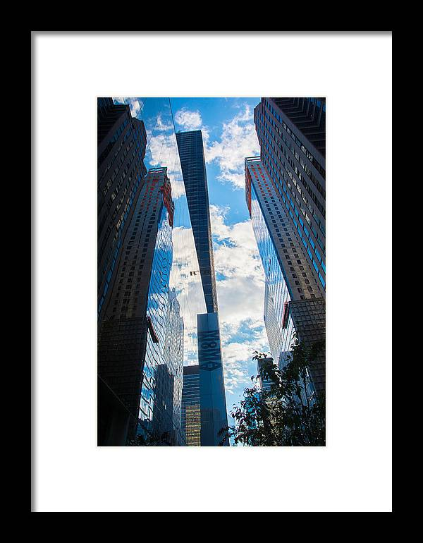 Sky Framed Print featuring the photograph Endless Sky by Kevin Jarrett