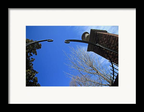 Dumbarton House Framed Print featuring the photograph Going To Dumbarton House by Cora Wandel