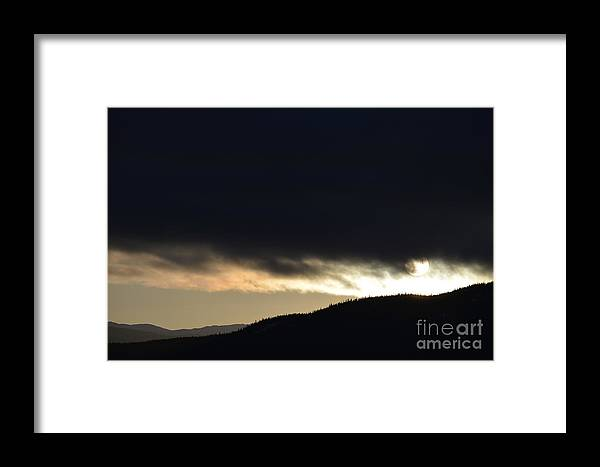 Vernal Framed Print featuring the photograph Equinox Rocks by Brian Boyle