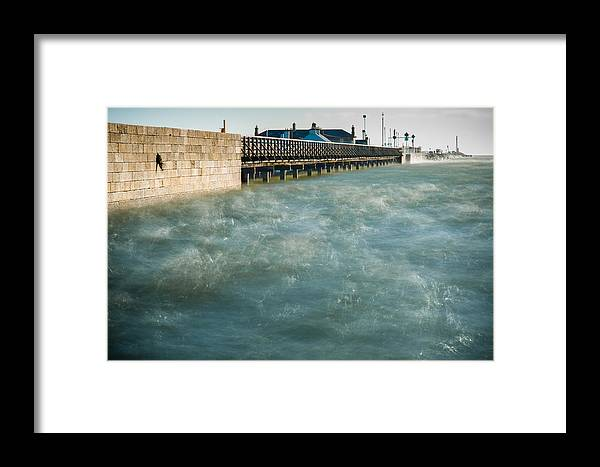 Dublin Framed Print featuring the photograph Ever Reaching by Mad Eejit Photo