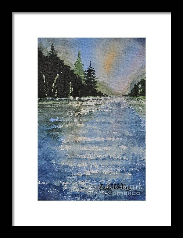 Evergreen Shore by Sally Rice