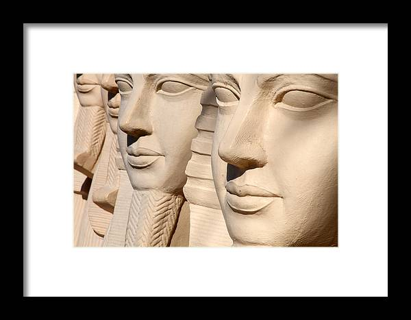 Jezcself Framed Print featuring the photograph Eyes Have It by Jez C Self