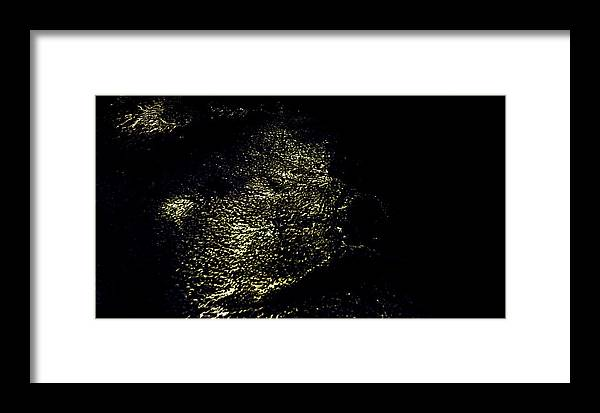 Stars Framed Print featuring the photograph Face To Face With The Face Of Mars by Freyk John Geeris
