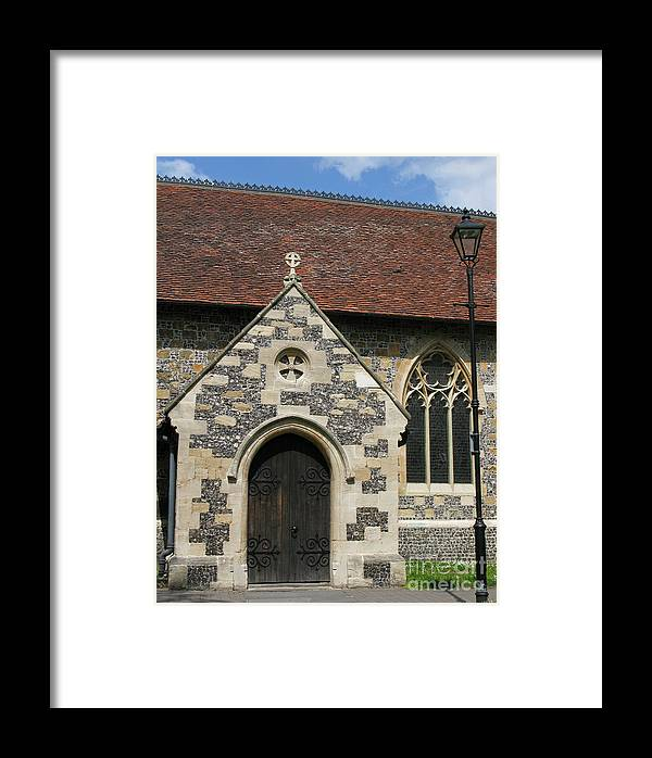 Church Framed Print featuring the photograph Faithful by Ann Horn