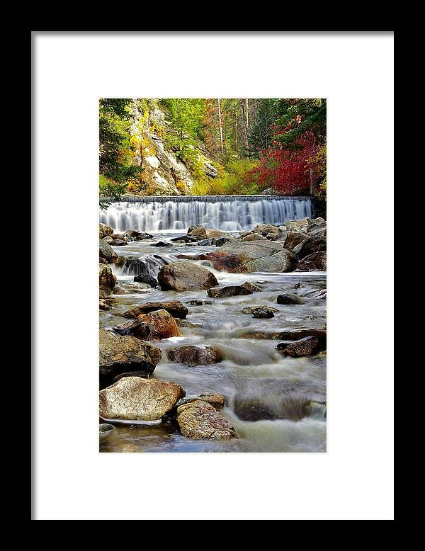 Steamboat Springs Framed Print featuring the photograph Fall Beauty by Matt Helm