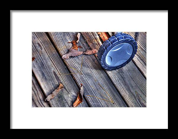 Rustic Framed Print featuring the photograph Fall In Maggie Valley by Craig Burgwardt
