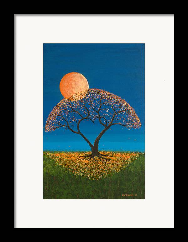 Love Framed Print featuring the painting Falling For You by Jerry McElroy