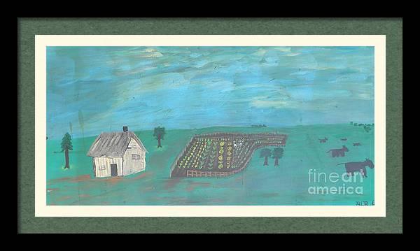 Farm by Ralph Richeson