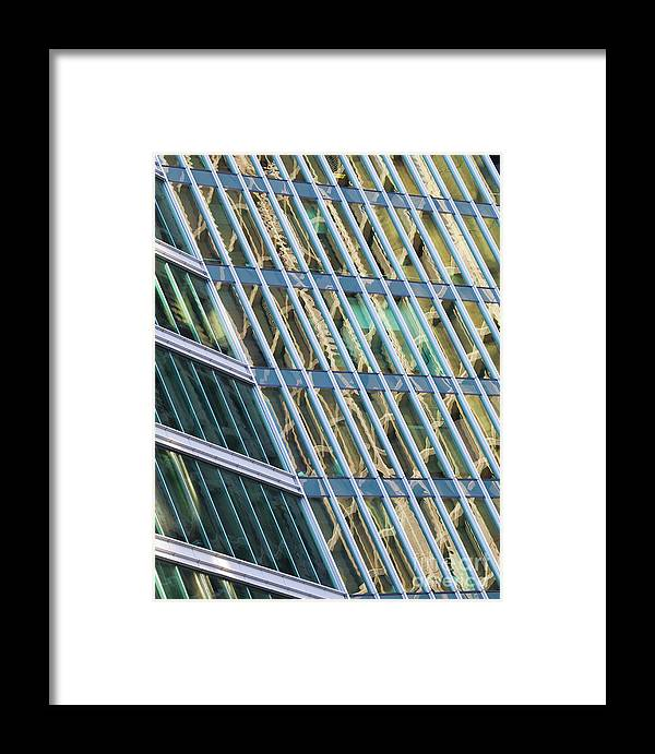 Glass Framed Print featuring the photograph Fast Glass by Chris Dutton