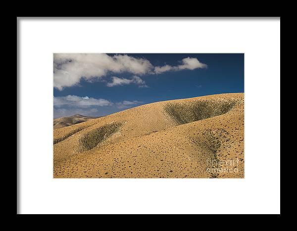 Betancuria Framed Print featuring the photograph Fayagua 2 by Michael David Murphy