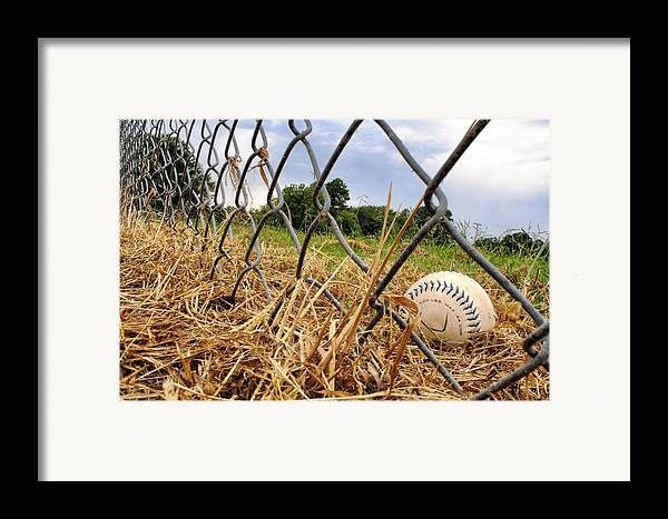 Baseball Framed Print featuring the photograph Field Of Dreams by Jason Politte