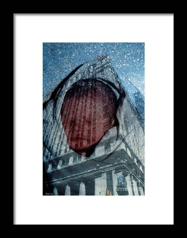 Patrickwey Framed Print featuring the photograph Film Creations-native by Patrick Wey