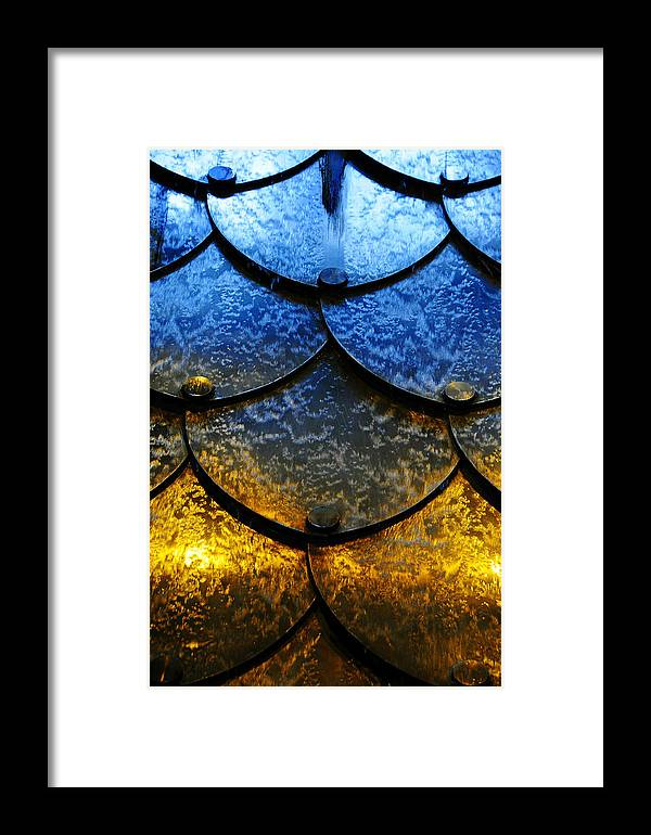 Skip Hunt Framed Print featuring the photograph Fire And Ice by Skip Hunt