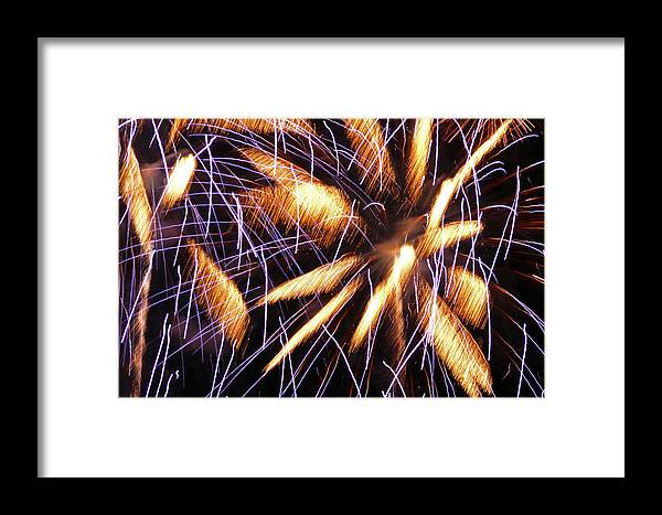 Good Framed Print featuring the photograph Fire Palms by Kevin Jackson