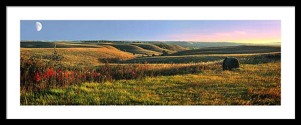 Flint Hills Framed Art Prints Fine Art America