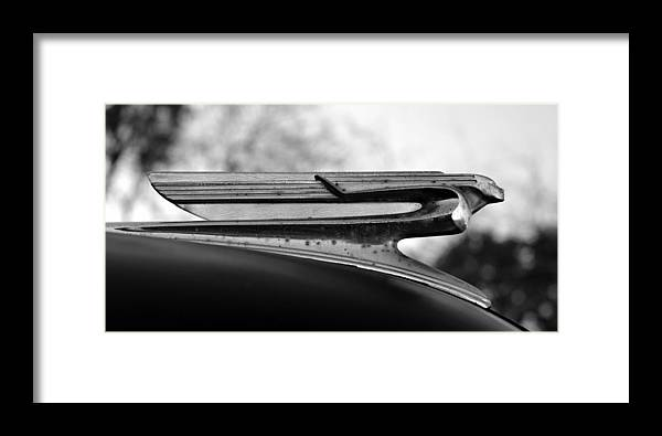 Cadillac Framed Print featuring the photograph Flying Cadillac by David Lee Thompson