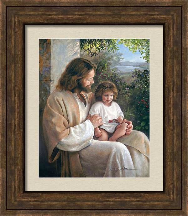 Forever and Ever by Greg Olsen