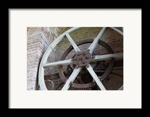 Fort Framed Print featuring the photograph Fort Washington Park - 121213 by DC Photographer