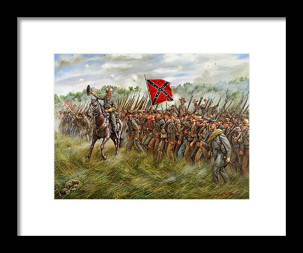 Forward to the Foe - The Charge of General William Barksdale's Mississippi Brigade at Gettysburg by Mark Maritato