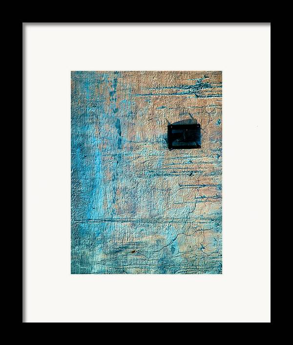 Industrial Framed Print featuring the photograph Foundation Eight by Bob Orsillo