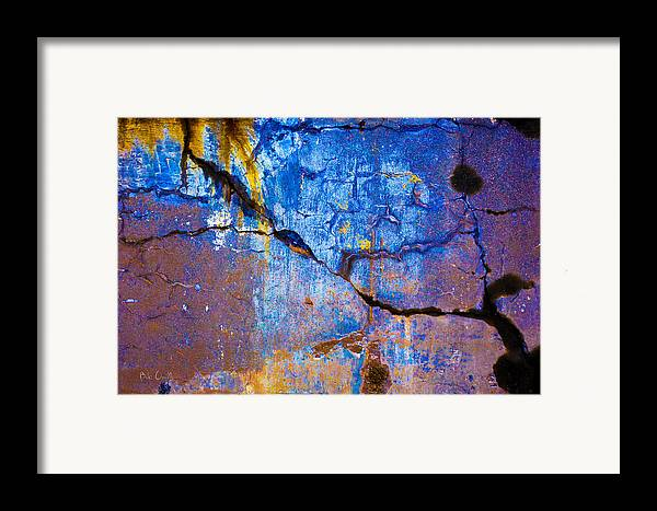 Foundation Framed Print featuring the photograph Foundation Number Thirteen by Bob Orsillo