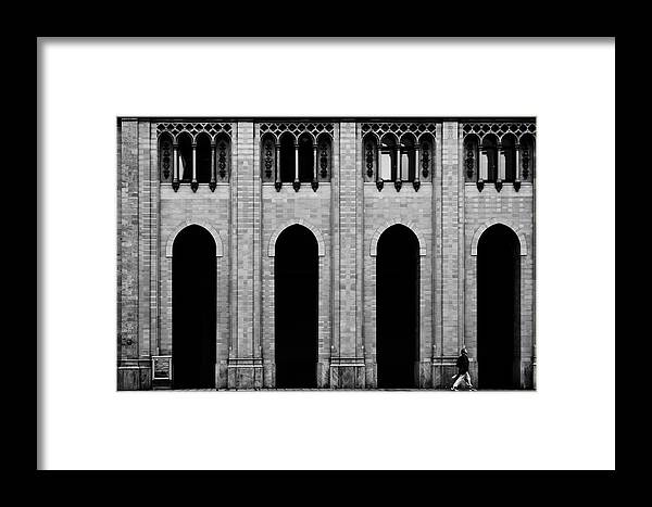 Munich Framed Print featuring the photograph Four by Jean-Philippe Jouve