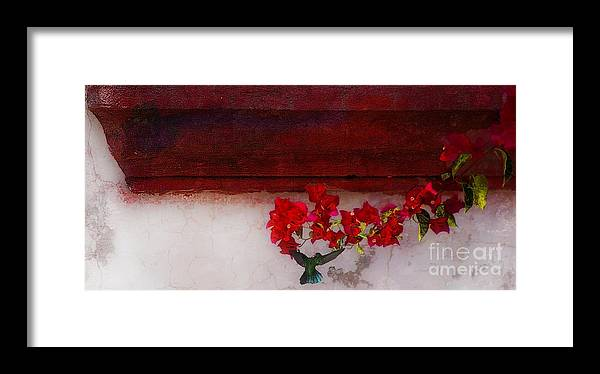 John+kolenberg Framed Print featuring the photograph Frailes by John Kolenberg