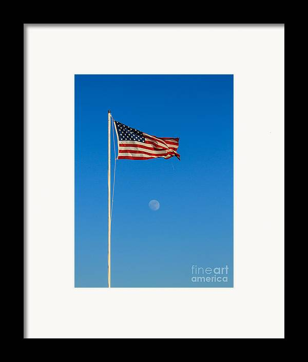 Usa Framed Print featuring the photograph Freedom by Robert Bales