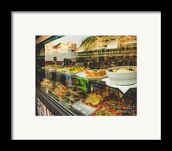 Eat Framed Print featuring the photograph Fresh by Christina Klausen