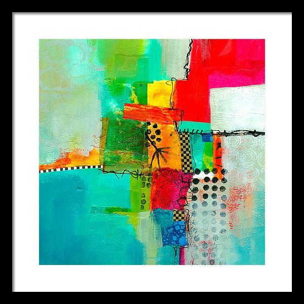 Fresh Paint #5 by Jane Davies